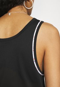 Calvin Klein - PRIDE DRESS - Jerseyjurk - black - 3