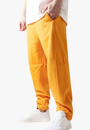 SWEATPANTS SP. - Pantalones deportivos - orange