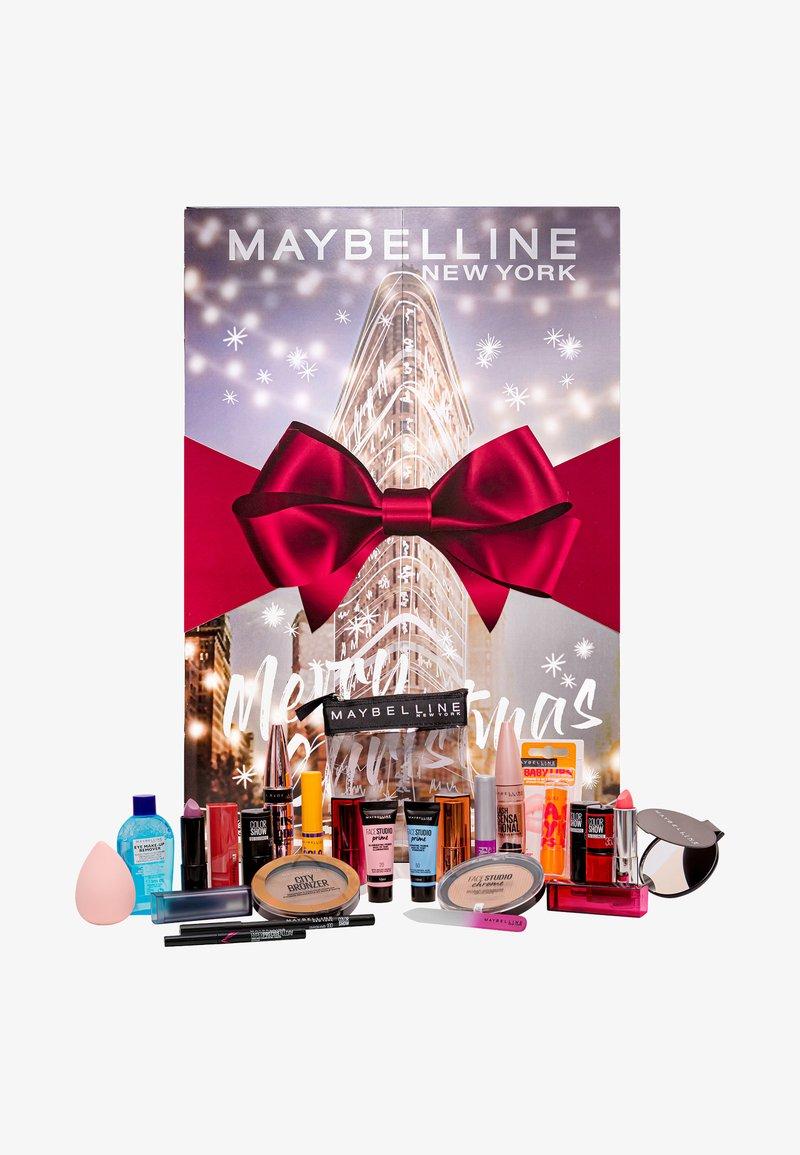 Maybelline New York - ADVENT CALENDAR 2020 - Adventkalender - -