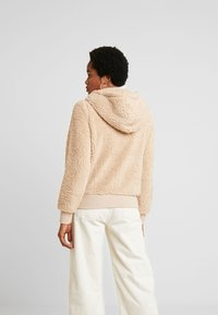 ONLY - ONYCAROLINE - Fleece jacket - beige - 2