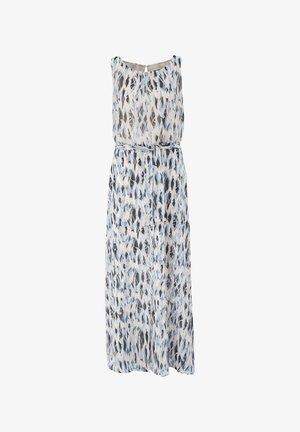 MIT ALLOVERMUSTER - Maxi dress - light blue aop