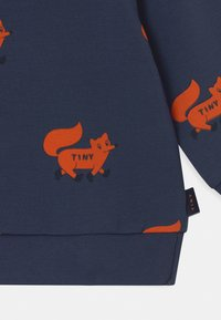 TINYCOTTONS - FOXES - Sweatshirt - light navy/sienna - 2
