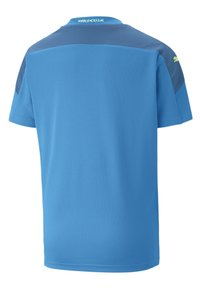 Puma - OLYMPIQUE DE MARSEILLE THIRD REPLICA YOUTH - Club wear - bleu azur-vallarta blue - 1