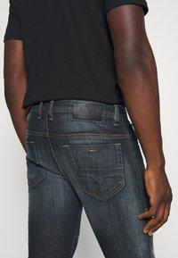 Diesel - THOMMER - Jeans slim fit - dark blue denim - 3