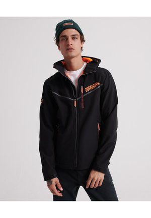 Light jacket - jet black