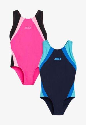 2 PACK  - Swimsuit - multi coloured
