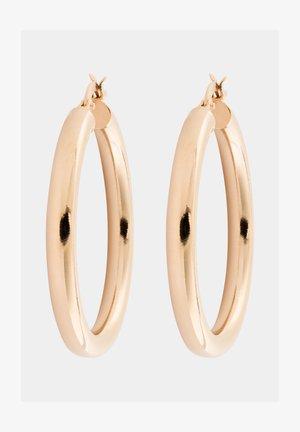 SUPER HOOPS  - Earrings - gold
