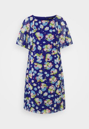 PRINTED GEORGETTE DRESS - Denní šaty - sporting royal