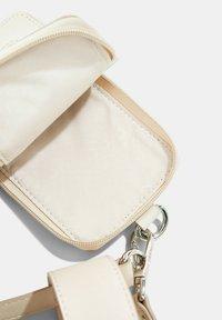 Esprit - Across body bag - light beige - 5