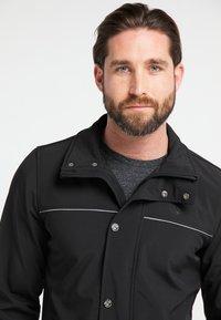 Schmuddelwedda - Outdoor jacket - black - 3