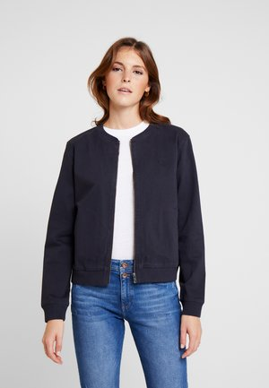 HIGH ENERGY - Bomber Jacket - dark navy