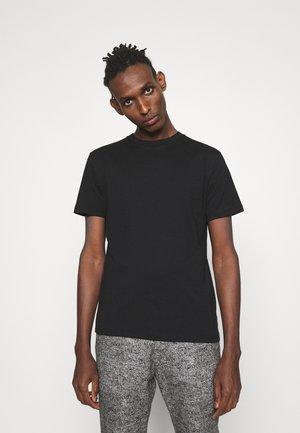 DILLAN - T-shirt - bas - black