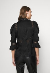The Kooples - TOP - Camicetta - black - 2