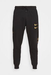 Nike Sportswear - PANT - Jogginghose - black/gold foil - 3