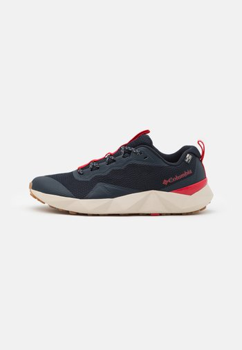 FACET 15 OD - Hiking shoes - abyss/right red