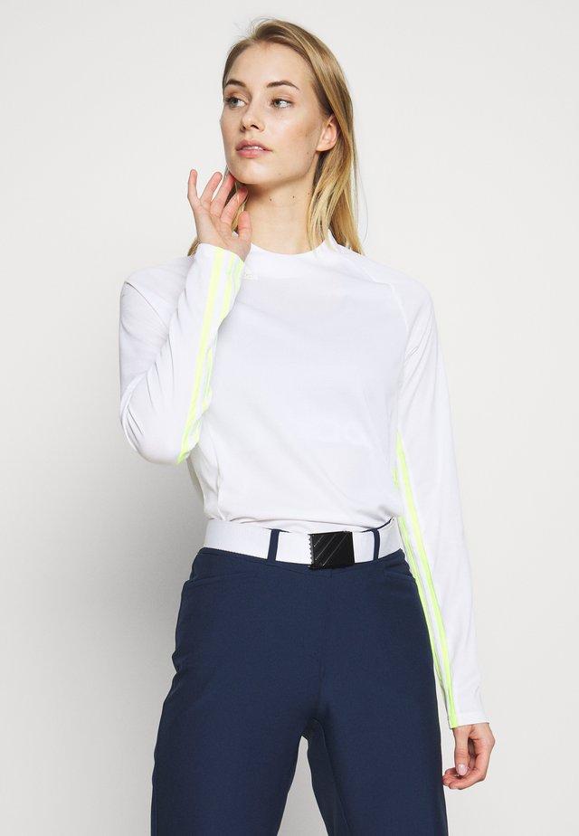 MOCK - Pitkähihainen paita - white