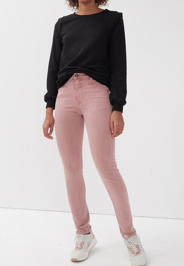 Jeans Skinny Fit - rose clair