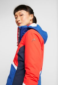 Head - COSMOS JACKET - Skijakke - red/royal blue - 4