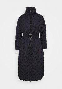 Emporio Armani - Winter coat - blu navy - 0