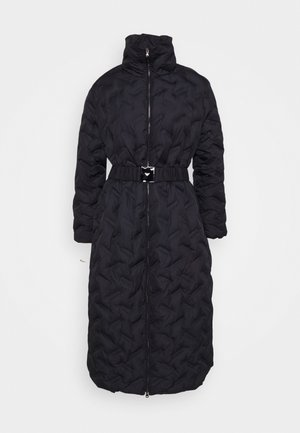 Winter coat - blu navy