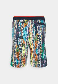 Carlo Colucci - Shorts - white/multi - 1
