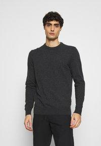 Marc O'Polo - Jumper - dark grey melange - 0