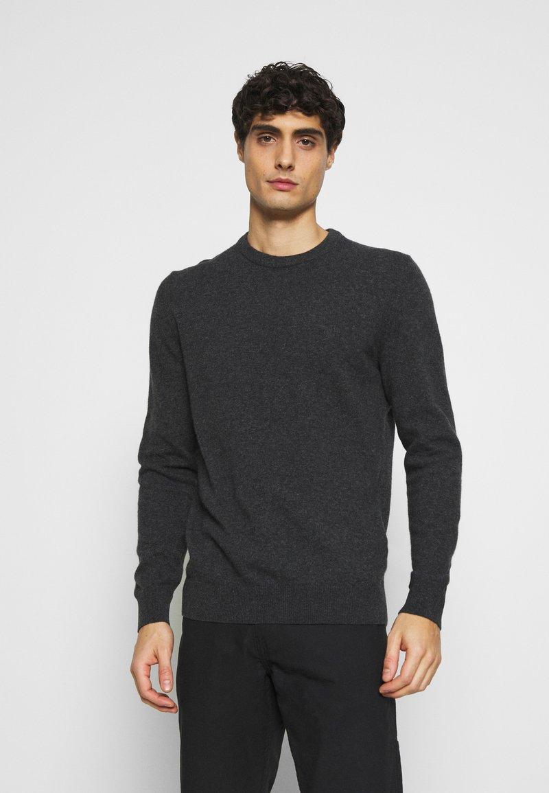 Marc O'Polo - Jumper - dark grey melange