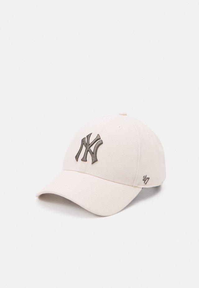 NEW YORK YANKEES SNAPBACK UNISEX - Cap - natural