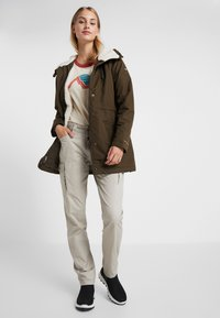 Columbia - SOUTH CANYON - Parka - olive green - 1