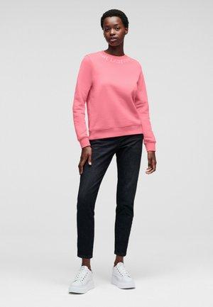 Sportinis megztinis - 510 pink