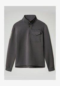 Napapijri - Sweatshirt - dark grey solid - 5