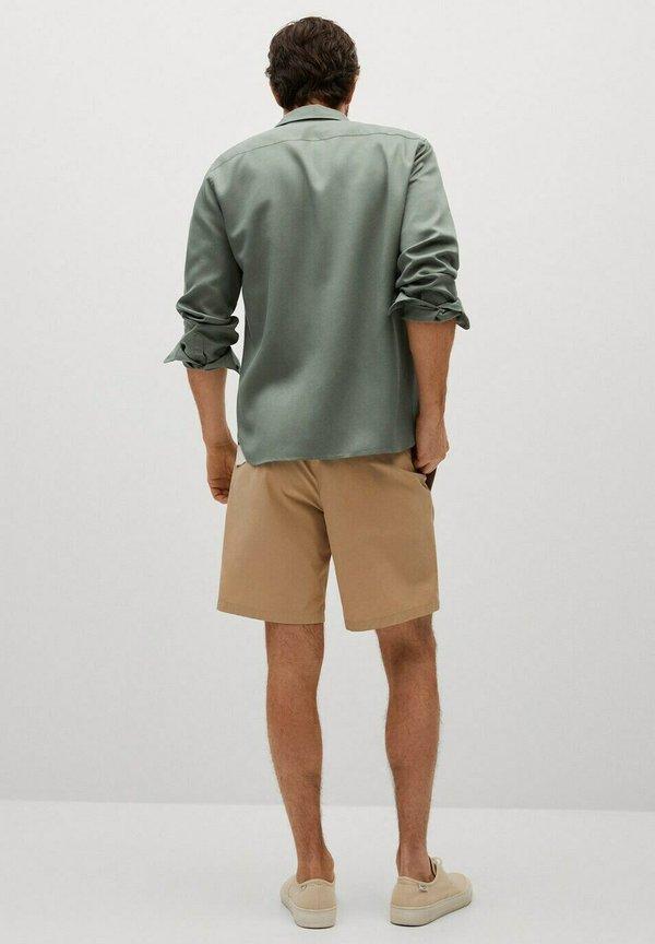 Mango Koszula - khaki Odzież Męska DTEE