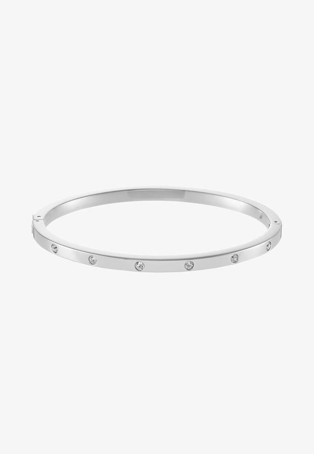 GLITZDOT     - Armband - silver-coloured