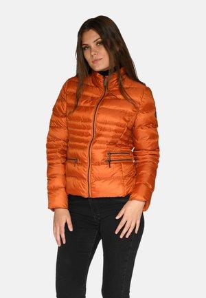 Vinterjacka - burnt orange