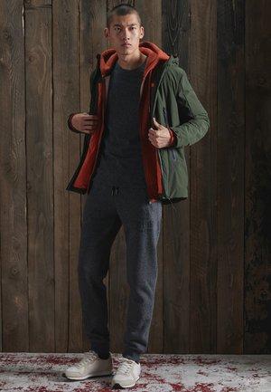ORANGE LABEL CLASSIC - veste en sweat zippée - arizona orange grit