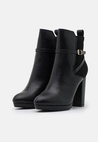 Buffalo - MARIELA - High heeled ankle boots - black - 2