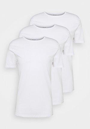MEN 3 PACK - Undershirt - white