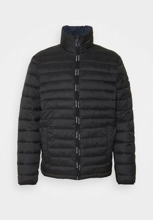 REVERSIBLE JACKET - Korte jassen - black