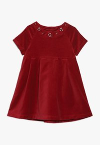 mothercare - BABY DRESS - Cocktail dress / Party dress - red - 0