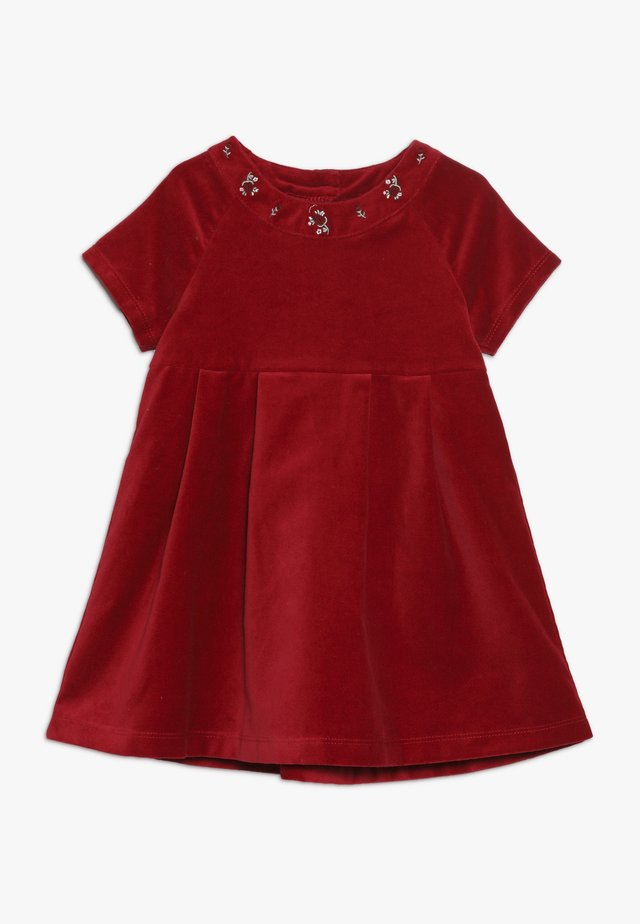 BABY DRESS - Cocktail dress / Party dress - red