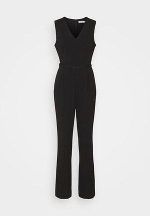STRETCH SCUBA - Jumpsuit - ck black