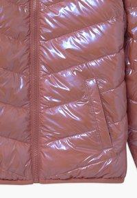 Abercrombie & Fitch - COZY PUFFER - Zimní bunda - pink shine - 3