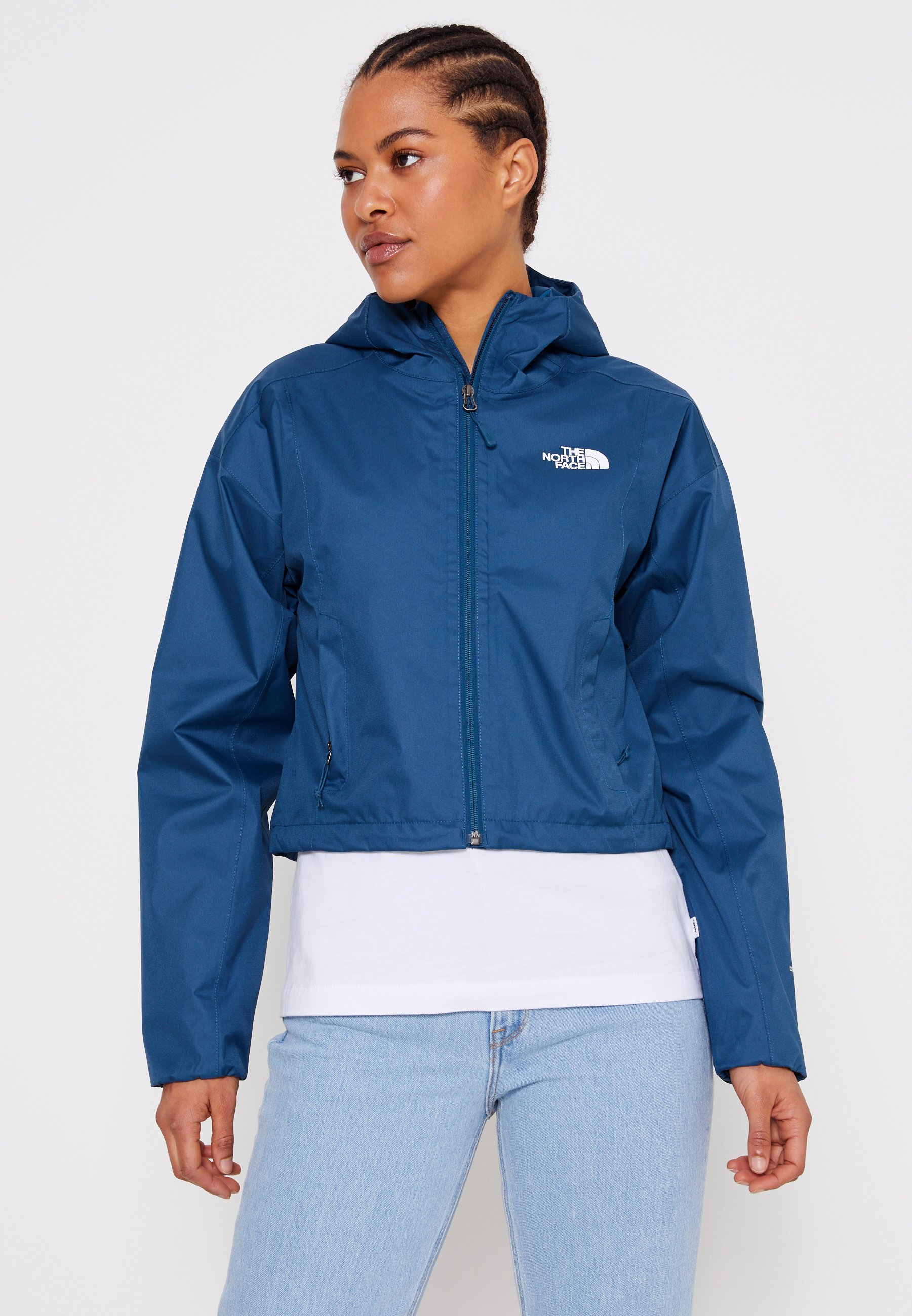 Women CROPPED QUEST JACKET  - Hardshell jacket