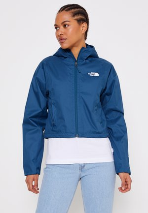 CROPPED QUEST JACKET  - Hardshell jacket - monterey blue