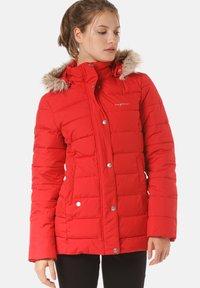 Mazine - Winter jacket - red - 0