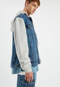PULL&BEAR - Denim jacket - light-blue denim - 3