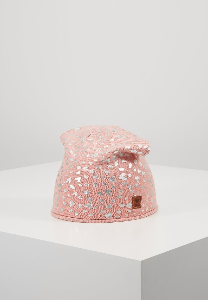 s.Oliver - Beanie - dusty pink