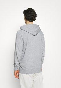 YAVI ARCHIE - ICICLE LOGO - Sweatshirt - grey - 2