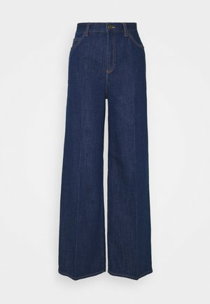 A LINE - Flared Jeans - dark eton