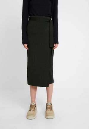 SLFMALIKKA SKIRT - Pencil skirt - rosin